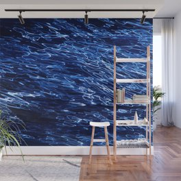 Electric Water Abstract ICM Wall Mural