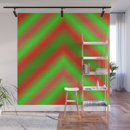 Grinch Wall Mural
