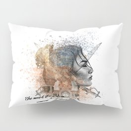 Rebel of the Sands (Shazad) Pillow Sham
