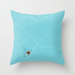 If I Had a Bike Throw Pillow