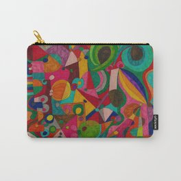 Seeking for Calmness Carry-All Pouch
