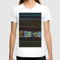 starry night T-shirts featuring Starry Starry Night by Lior Blum