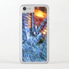 Chevron Clear iPhone Case
