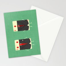 Suited Cards Stationery Cards