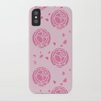 utena iPhone & iPod Cases featuring Rose Seal by ZeNami