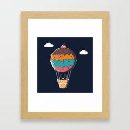 Sweet Journey Framed Art Print
