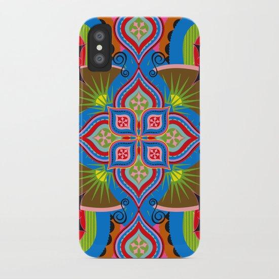 pattern02 iPhone Case