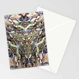Magnified No 1 Stationery Cards