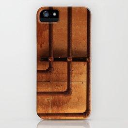 Access Area iPhone Case