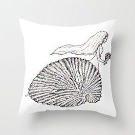 Bride Throw Pillow