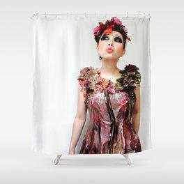 Spring Armor (2) Shower Curtain