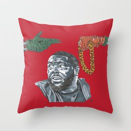 RunTheJewels Throw Pillow