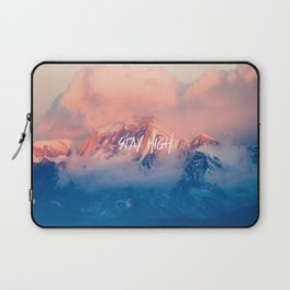 Stay Rocky Mountain High Laptop Sleeve