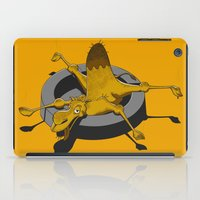 camel iPad Cases featuring Camel by 2mzdesign