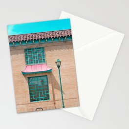 Travel photography Chinatown Los Angeles III Stationery Cards