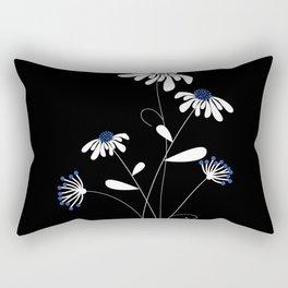 flower..1 Rectangular Pillow