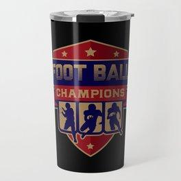 Football Champions Travel Mug