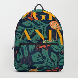 Glass Animals  Backpack