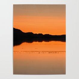 Salar de Uyuni 4 Poster