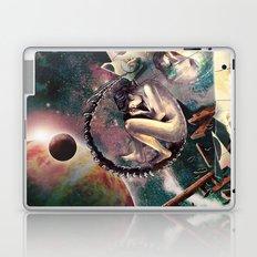 Space Mirror Laptop & iPad Skin