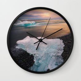Iceland (RR 196) Wall Clock