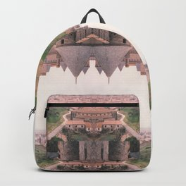 Chateau Photographic Pattern #2 Backpack