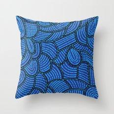 Modern Aboriginal 3 Throw Pillow