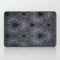 constellations iPad Cases featuring constellations by monicamarcov