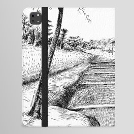 A walk to remember iPad Folio Case