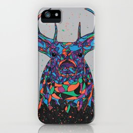Psychedeeric iPhone Case