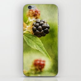 Wild berries #9 iPhone Skin