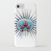 metroid iPhone & iPod Cases featuring Metroid  by Jauma
