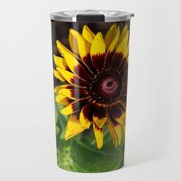 Sunflower Sunburst 2 Travel Mug