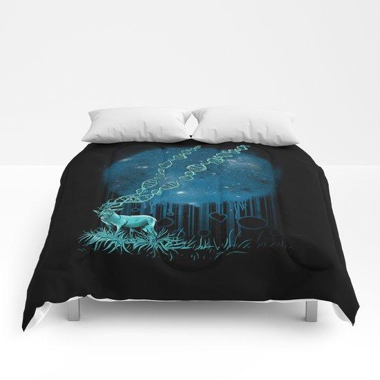DNA Deer Comforters