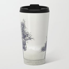 bleak trees... Travel Mug