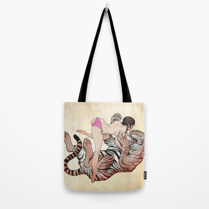 Tigerstyle Tote Bag