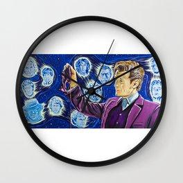 Regeneration Wall Clock