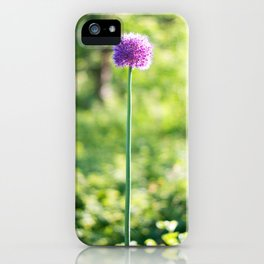 A tall one iPhone Case