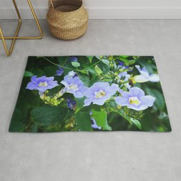 Time For Spring - Floral Art By Sharon Cummings Rug
