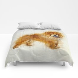 Chow Chow Comforters
