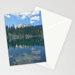 Lassen Volcanic Stationery Cards