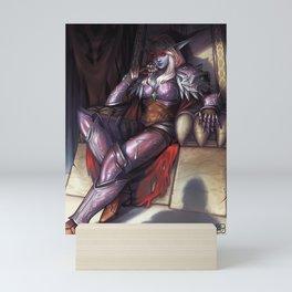 Warchief Sylvanas Mini Art Print