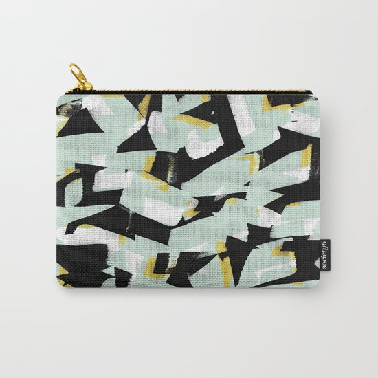 Abstract Pattern 76 Carry-All Pouch