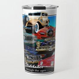 Studebaker Through the Ages Travel Mug
