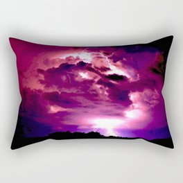 Embrace the Storm Rectangular Pillow