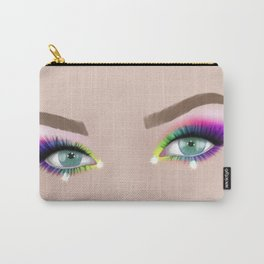 Rainbow Make-up Carry-All Pouch
