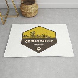 Goblin Valley State Park Rug