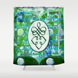 Nicole (#TheAccessoriesSeries) Shower Curtain