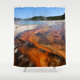 Nature Is Amazing Shower Curtain