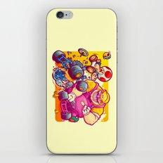 Beware The Blue Shell iPhone & iPod Skin